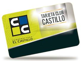 Club el Castillo - Beneficios para clientes de la Constructora el Castillo