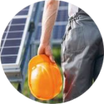 Energía Fotovoltaica, paneles solares para zonas comunes