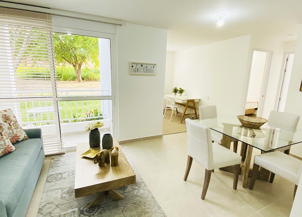 Proyecto de vivienda tipo VIS Cali - Constructora El Castillo