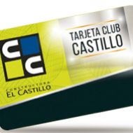 Tarjeta Club El Castillo